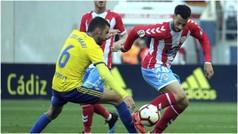 LaLiga 123 (J30): Resumen y goles del Cádiz 1-1 Lugo