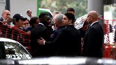 La gala 'The Best' empieza a tomar color: Florentino Pérez y Mourinho ya están en Milán