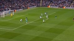 Gol de Son (1-2) en el Manchester City 4-3 Tottenham