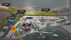 Yas Marina: la isla se blinda para acoger a la UFC