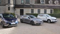 Nuevos motores para los Renault Talisman, Espace y Koleos