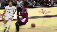Exhibición y paliza en la NCAA en un partido histórico: 81 puntos de diferencia