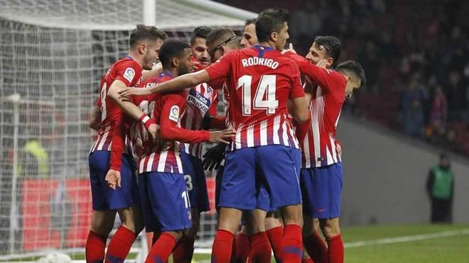 Arias, aun más firme: titular en 4-0 del Atlético contra Sant Andreu