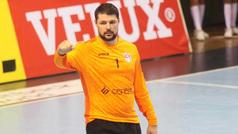 Pesic, clave en la victoria de prestigio del Meshkov ante el Montpellier