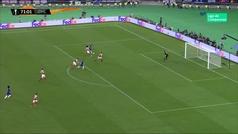 Gol de Hazard (4-1) en el Chelsea 4-1 Arsenal