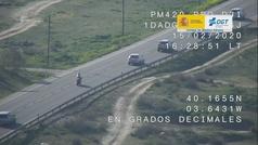 Drones de la DGT: así son las infracciones que detectan