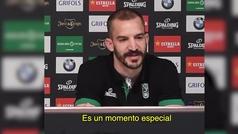 El Joventut presenta a Pau Ribas, el socio 910 del club