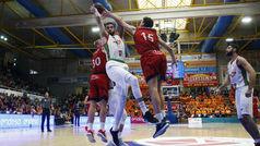 Liga ACB. Resumen Fuenlabrada 60-110 Baskonia