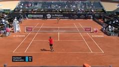"""Drama en el ATP de Lyon: """"O baja el supervisor o no juego más"""""""