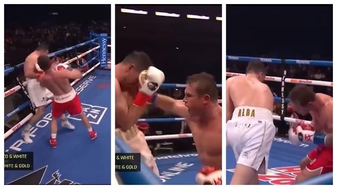 Underdog Smith hoping size matters against Alvarez
