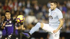 LaLiga (J16): Resumen del Celta 0-0 Leganés
