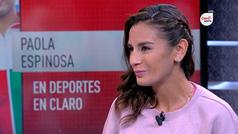 """Paola Espinosa: """"Barranquilla fue un paso para mi objetivo, los siguientes Juegos Olímpicos """""""