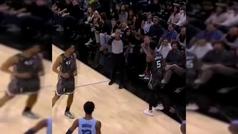 Nueva pifia viral en la NBA: ¿Pero en qué estaba pensando Murray?