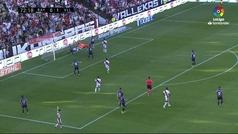 Gol de Oro (J37). Gol de Medrán (1-1) en el Rayo Vallecano 1-2 Valladolid