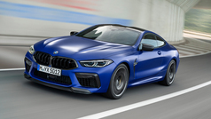 BMW M8, un super coupé de 625 CV