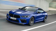 BMW M8, un super coupé de 625 CV