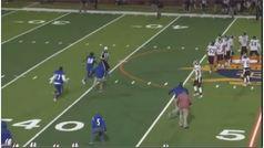 Un jugador de la escuela secundaria de Texas agrede a un árbitro tras ser expulsado
