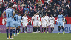 LaLiga (J16): Resumen y goles del Sevilla 2-0 Girona
