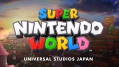El parque de atracciones de Nintendo en Japón abre el 4 de febrero