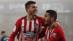 LaLiga (J20): Resumen y goles del Huesca 0-3 Atlético