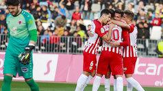 LaLiga 123 (J25): Resumen y gol del Almería 1-0 Numancia