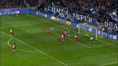 Gol de Militao (1-2) en el Oporto 1-4 Liverpool