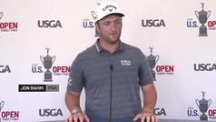 """Jon Rahm afronta el US Open tras superar la COVID: """"Sólo pienso en positivo"""""""