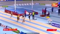 Salma Paralluelo, bronce de récord en 400 metros... ¡con 15 años!