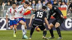 LaLiga 123 (J26): Resumen y goles del Rayo Majadahonda 0-1 Málaga