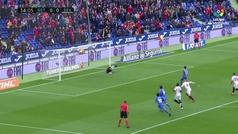 Gol de Mata (1-0)  Getafe 3-0 Sevilla