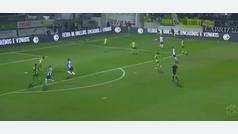 El mejor gol de la carrera de Óliver Torres, ¡¡¡cómo la engancha!!!