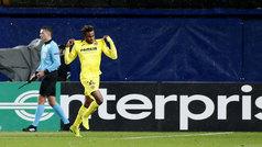 Europa League (J6): Resumen y goles del Villarreal 2-0 Spartak Moscú