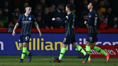 FA Cup (octavos): Resumen y goles del Newport County 1-3 Manchester City