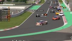 Así fue el GP Marca Gran Turismo Sport con Carlos Sainz, Moyá y Lucas Ordóñez