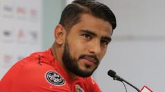 """Miguel Ponce: """"Toluca fue un gran paso para mí"""""""