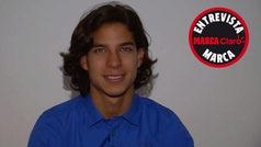 """Diego Lainez: """"Quiero estar mucho tiempo en Betis porque apostó por mí"""""""