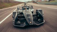 El Porsche de Fórmula E ya rueda