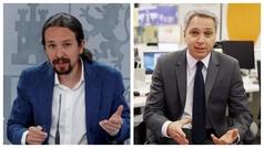 """Pablo Iglesias define como """"normales"""" los ataques que reciben los periodistas en las redes sociales"""