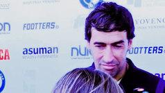 Raúl no quiso ni hablar de Neymar: así reaccionó cuando le preguntaron