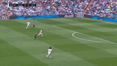 Gol de Loren (0-1) en el Real Madrid 0-2 Betis