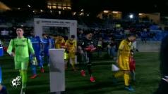 Copa del Rey (segunda ronda): Resumen y goles del Badalona 2-0 Getafe