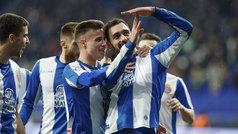 Copa del Rey (octavos, vuelta): Resumen y goles del Espanyol 3-1 Villarreal