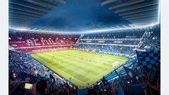 El proyecto Populous para el nuevo Estadio de Milán: 'La Catedral'