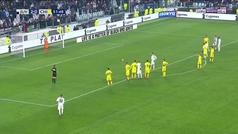 Sorrentino le para un penalti y vuelve a 'amargar' a Cristiano Ronaldo