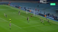 Gol de Ademi (3-1) en el Dinamo Zagreb 3-3 Shakhtar