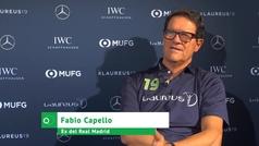 """Fabio Capello: """"El Atlético tiene siete vidas como los gatos"""""""