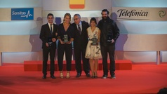 Gala Premios Nacionales COE
