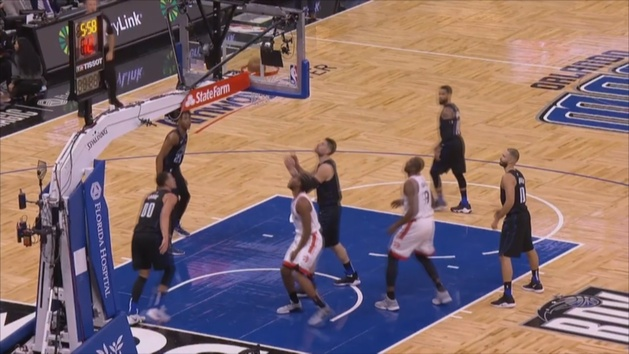 Los Blazers reinan en el Salvaje Oeste de una NBA condensada