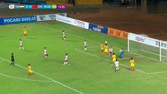 Una futbolista china marca ¡¡nueve goles!! en 29 minutos