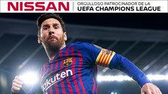 Champions League (cuartos/vuelta): Resumen y goles del Barcelona 3-0 Manchester United